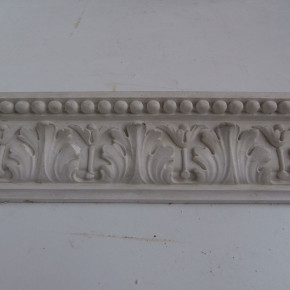 Cornice in stucco decorata. Cornici - Rif. 307