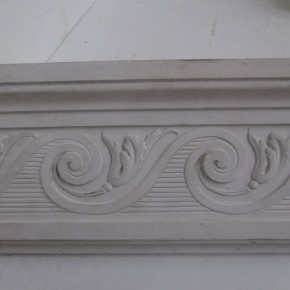 Cornice in stucco decorata. Cornici: Rif. 309