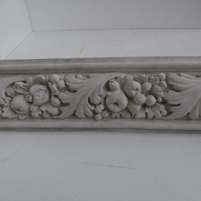 Cornice in stucco decorata. Cornici: Rif. 311