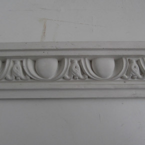 Cornice in stucco decorata. Cornici: Rif. 312