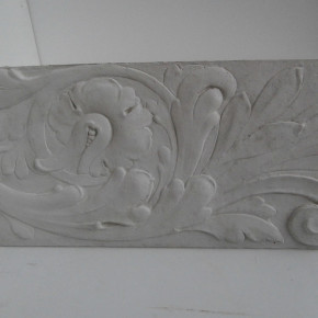 Cornice in stucco decorata. Cornici: Rif. 313