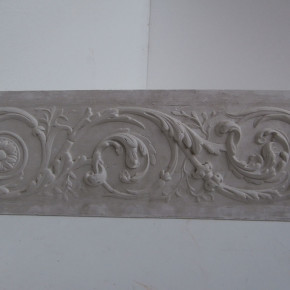 Cornice in stucco decorata. Cornici: Rif. 317