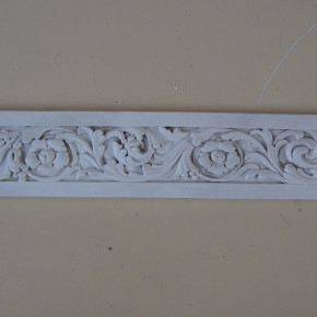 Cornice in stucco decorata (Rif. 318)