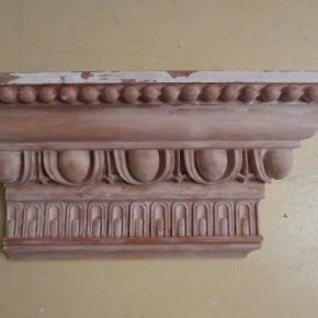 Cornice in stucco decorata. Cornici: Rif. 325