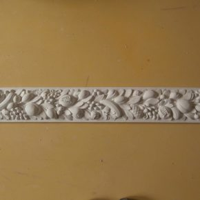 Cornice in stucco decorata. Cornici: Rif. 326