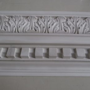 Cornice in stucco decorata. Cornici: Rif. 331