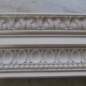 Cornice in stucco decorata. Cornici: Rif. 333