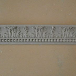 Cornice in stucco decorata. Cornici: Rif. 337