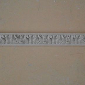 Cornice in stucco decorata. Cornici: Rif. 340