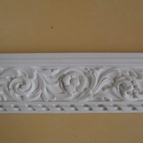 Cornice in stucco decorata. Cornici: Rif. 341